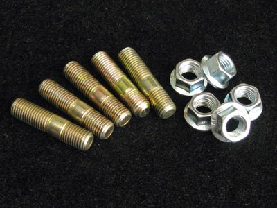 4AGE Exhaust Manifold Hardware Kit