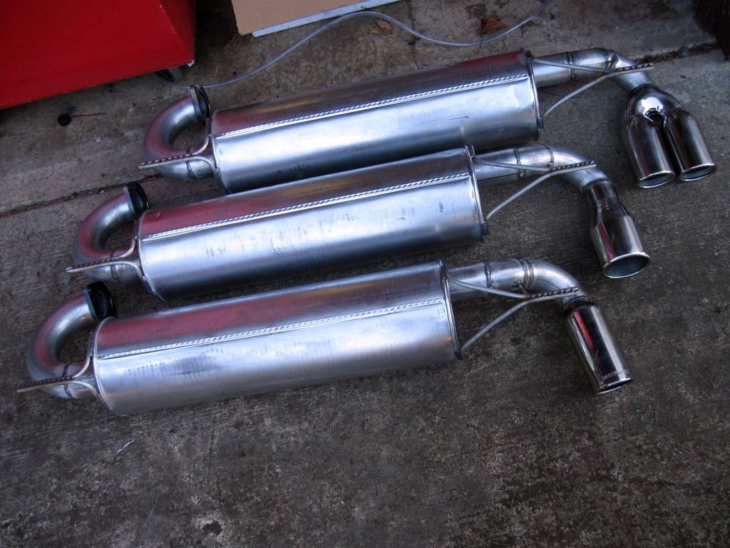 Sv3power Cat Back Exhaust System For Supercharged Aw11